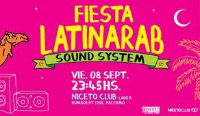 FIESTA LATINARAB SOUND SYSTEM EN NICETO LADO B