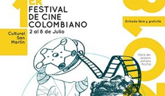 Festival de Cine Colombiano en Buenos Aires