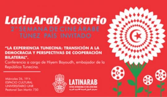 """Túnez, es el """"país invitado"""" en LatinArab Rosario 2016"""